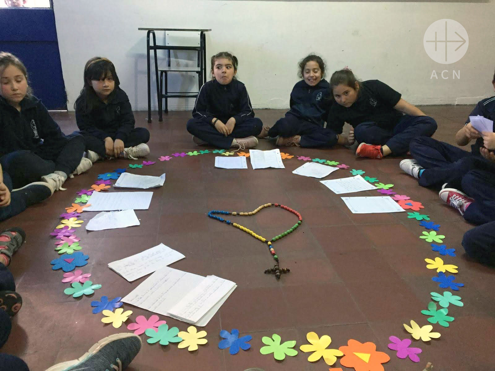 ACN Success Story: Rosary Booklets for Children in Uruguay