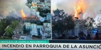 Chile:  ACN INTERNATIONAL – Statement: Churches set on fire