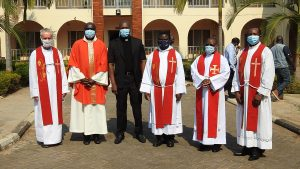Project of the Week – Protecting Priests and Religious with PPE Against Covid-19 in Zambia