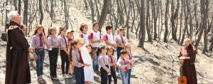 One Million Children Praying the Rosary – Children in Lebanon encouraging others to participate!